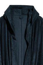 Terry dressing gown - Dark blue - Home All | H&M GB 3