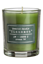 Boxed 4-pack scented candles - Green - Home All | H&M IE 3