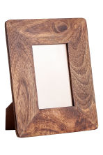 Wooden photo frame - Wood - Home All | H&M IE 1