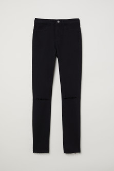 Super Skinny Fit High Jeans