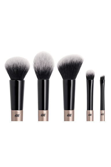 Presentset make up-borstar - Puderrosa - DAM | H&M FI