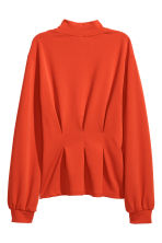 Jersey top - Bright red - Ladies | H&M IE 3