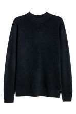 Cashmere jumper - Dark blue - Men | H&M 3