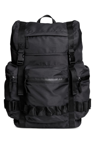 Backpack - Black - Men | H&M IE