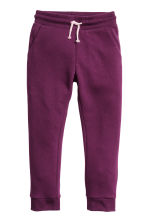 Joggers - Viola scuro - BAMBINO | H&M IT 2