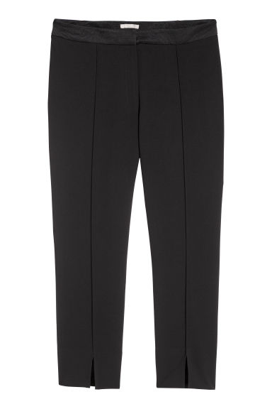H&M+ Suit trousers - Black -  | H&M