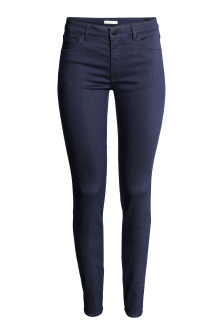 Pantaloni Petite superstretch