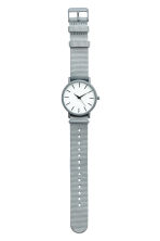 Watch - Light grey - Men | H&M IE 1
