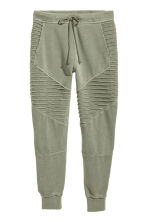 Biker joggers - Khaki green - Ladies | H&M 2