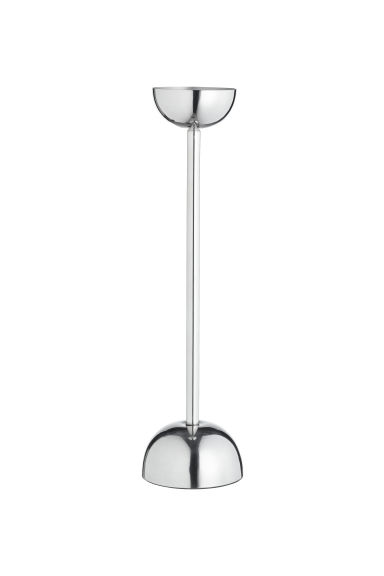 Metal candlestick - Silver-coloured - Home All | H&M CN