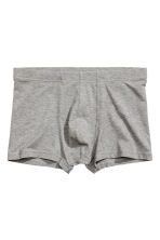 3-pack boxer shorts - Khaki green -  | H&M GB 5