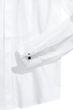 Dress shirt Slim fit - White - Men | H&M 3