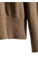 Cashmere jumper - Brown - Men | H&M GB 4