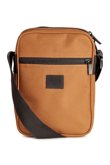Small shoulder bag - Camel - Men | H&M IE 1