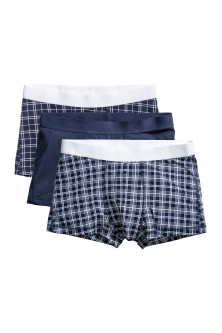 3-pack trunks