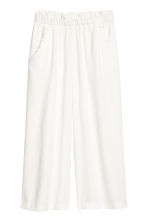 Culottes - White - Ladies | H&M CN 2