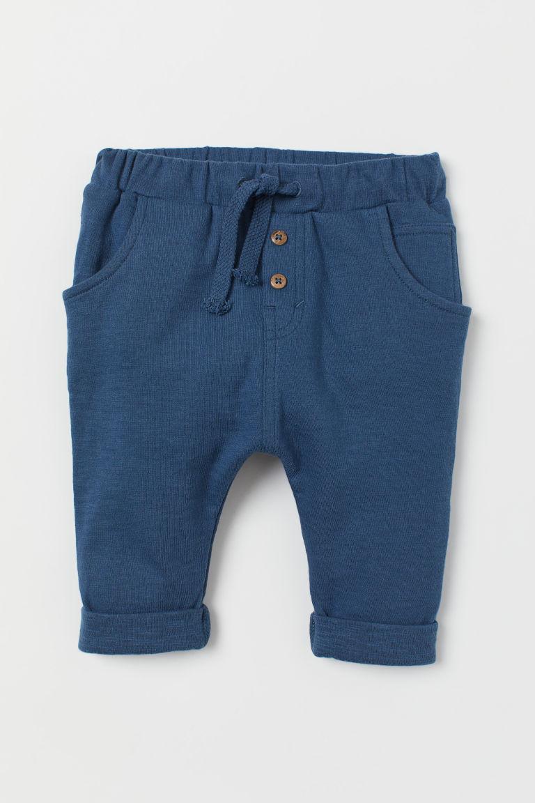 Joggers - Dark blue - Kids | H&M GB
