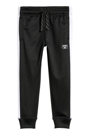 Joggers - Black - Kids | H&M IE
