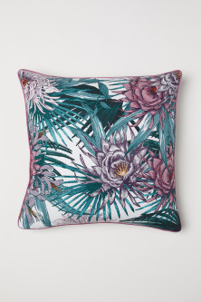 Slub Cotton Cushion Cover