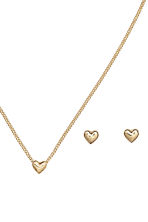 Necklace and studs - Gold-coloured - Ladies | H&M 4