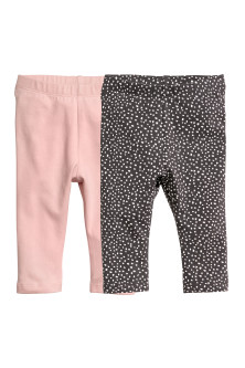 Set van 2 leggings