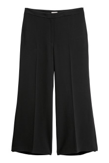 H&M+ Wide trousers