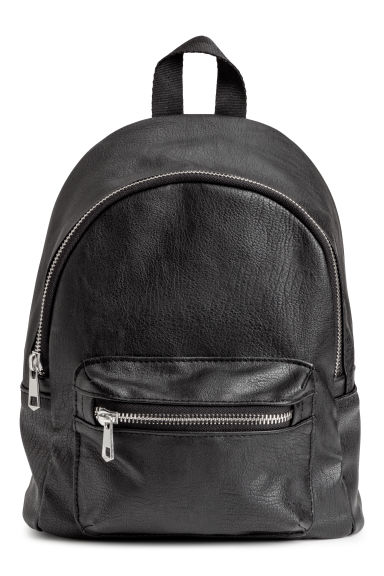 Small backpack - Black - Ladies | H&M CN