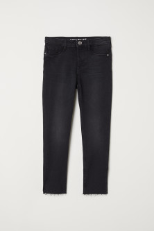 Skinny Fit High Waist Jeans