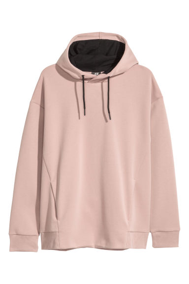 Hooded top - Old rose -  | H&M GB