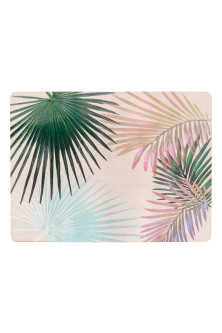 Leaf-patterned Placemat