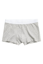 3-pack trunks - Dark grey - Men | H&M 4
