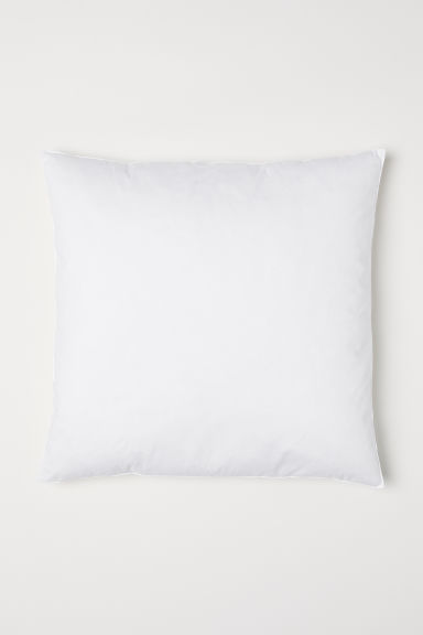 Inner cushion 50x50 - White - Home All | H&M CA