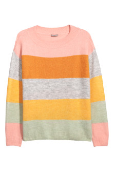 H&M+ Knit Sweater