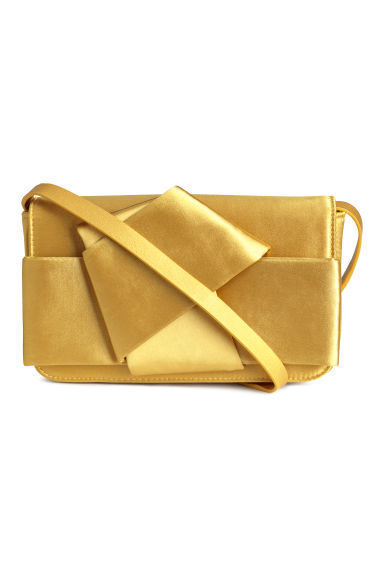 Shoulder bag - Yellow - Ladies | H&M GB
