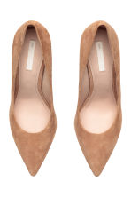Court shoes - Camel - Ladies | H&M GB 2
