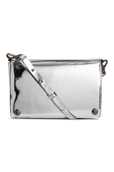 Shoulder bag - Silver-colored - Ladies | H&M