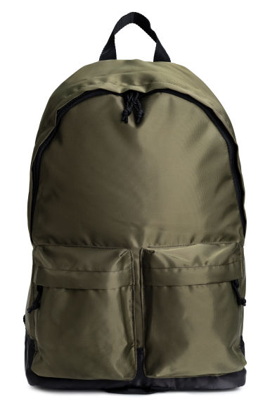 Backpack - Khaki green - Men | H&M CN 1