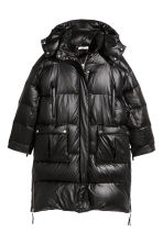 Padded jacket - Black - Ladies | H&M IE 2