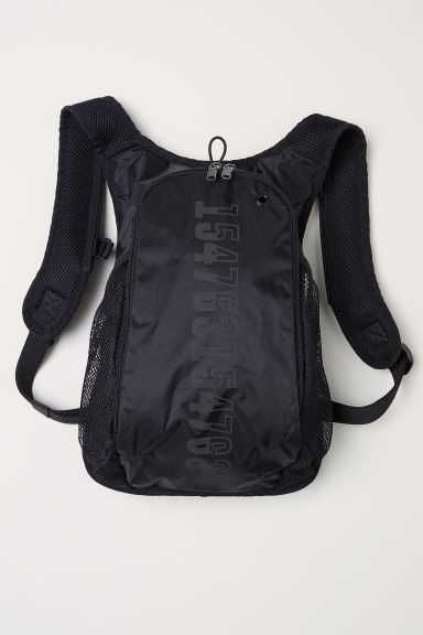 Running backpack - Black - Ladies | H&M CN