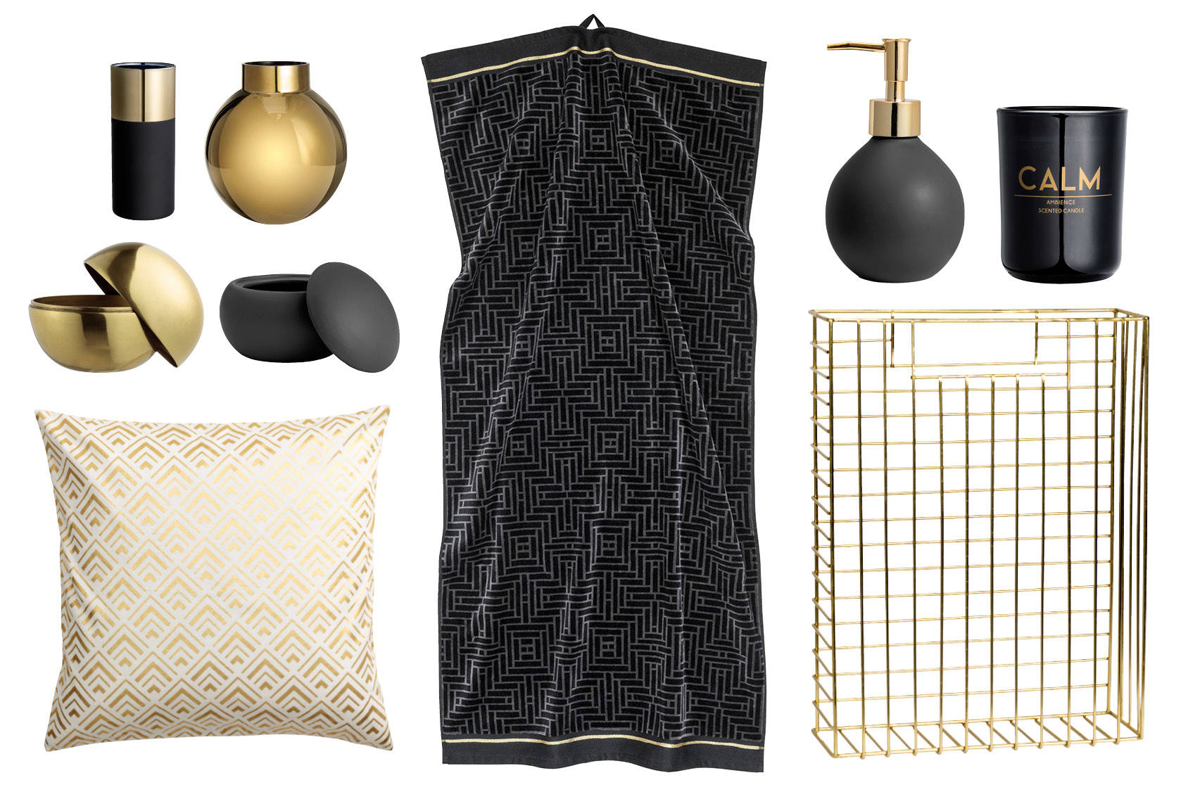 THE H&M HOME HOT LIST