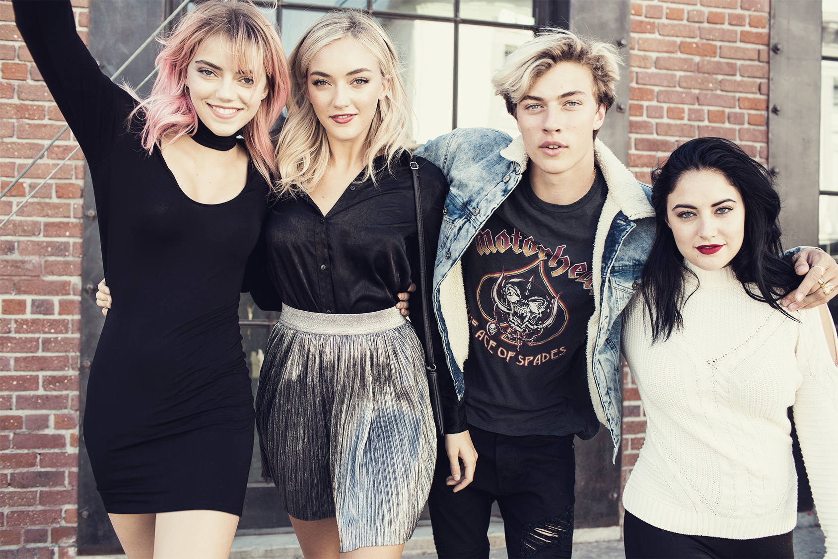 The Atomics reveal their new year's resolutions