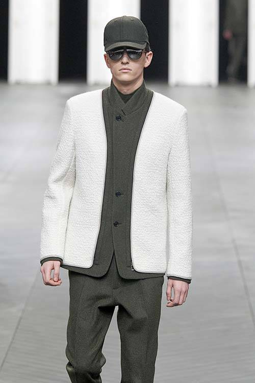 Dior Homme A/W2012, All Over Press.