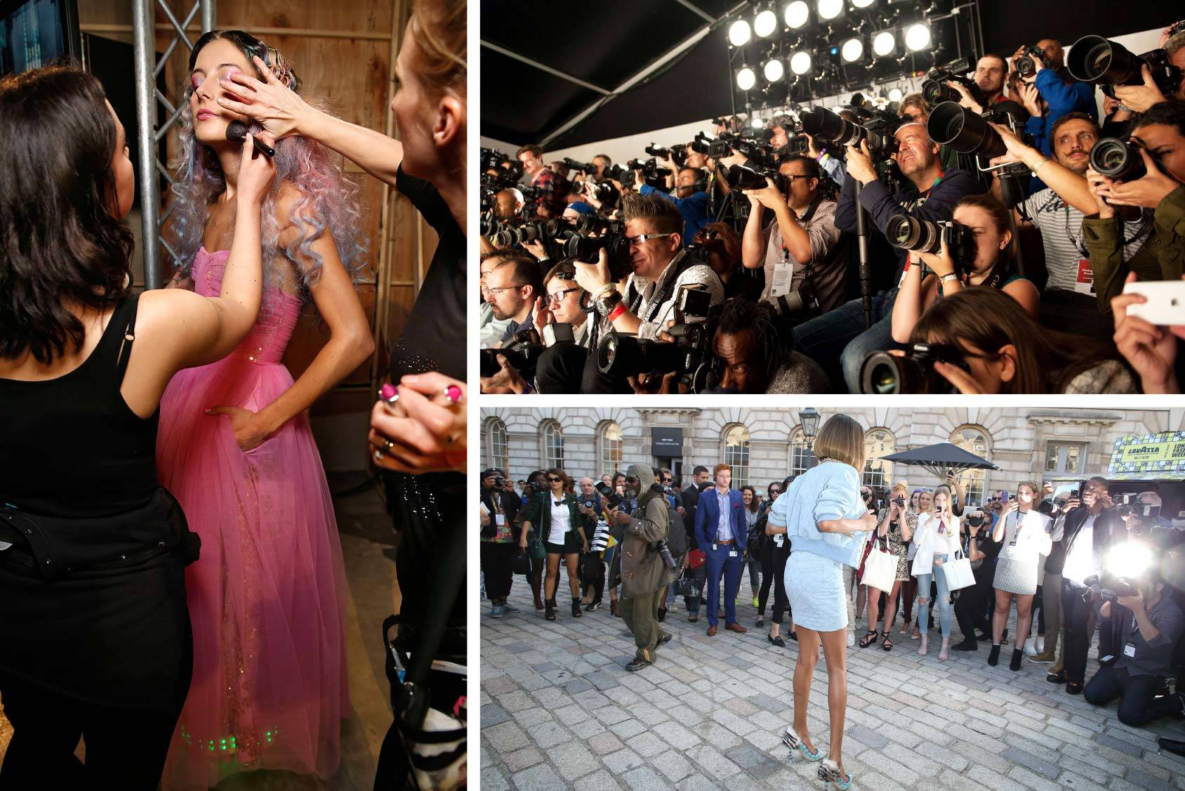 It is time for London Fashion Week. H&M Life asked local experts what to expect, All Over Press.