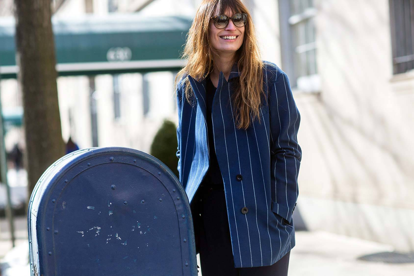 International style icon Caroline de Maigret will dj at the H&M Studio Fashion show in Paris on Wednesday, All Over Press.