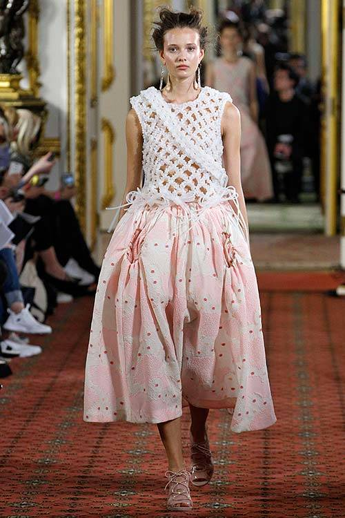 Simone Rocha, All Over Press.