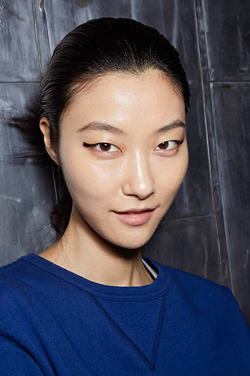 JiHye Park backstage at Suno AW 2015, Getty Images.