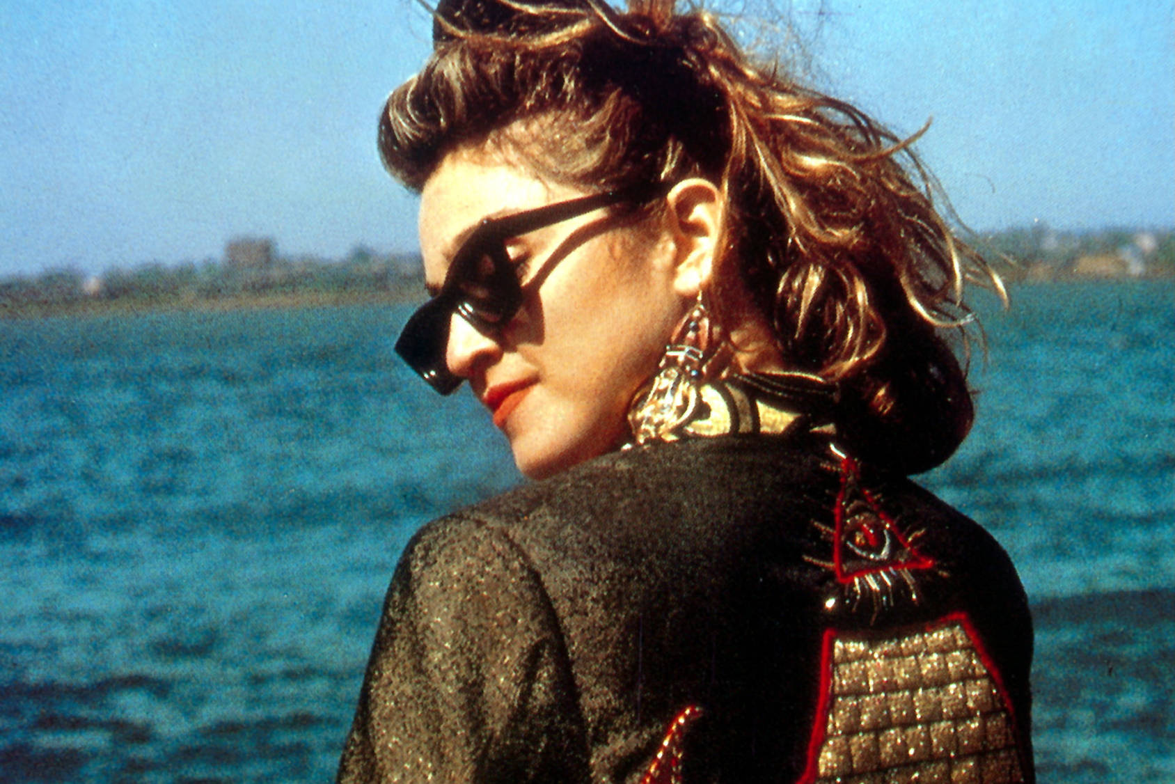 80s icon Madonna, Getty Images.