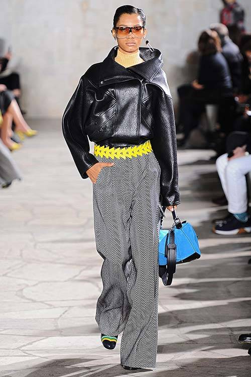 80s feeling at Loewe, Getty Images.