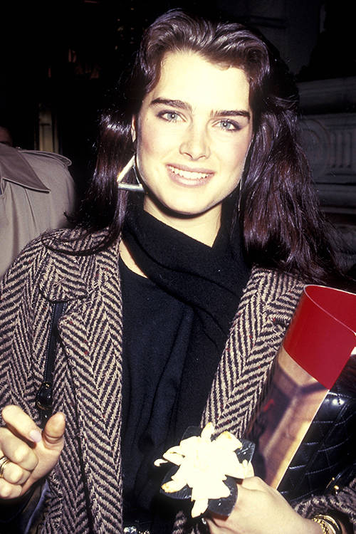 Brooke Shields, Getty Images.