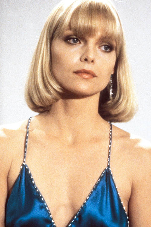 Michelle Pfeiffer, All Over Press.